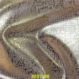 Образом зерноочистки материала фиолетового цвета кожи с гарантия качества