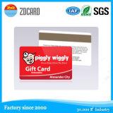 Kundenspezifische magnetische VIP-Karten-Drucken-Mitgliedschafts-Plastikkarte