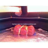 10 de Container van de mens GRP pakt een Opblaasbare RubberAmbacht van de Reddingsboei in (A10)
