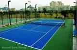 El nuevo PVC se divierte el suelo/el suelo al aire libre del PVC para el patio de los deportes