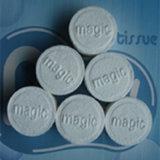 Boite d'affichage 10PCS Tube Pack Coin Tissues