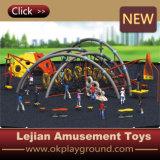 Les enfants en matériau plastique de l'équipement d'escalade de plein air (MP1405-2)