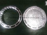 Precisione di alluminio della fabbrica con esperienza grandi parti, pezzi meccanici di CNC