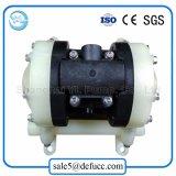 도매 소형 산성 이동 공기 운영 격막 펌프