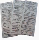 Comprimés de purification de l'eau Nadcc Aquatabs