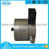 100mm tutto il manometro elettrico di vuoto del contatto dell'acciaio inossidabile