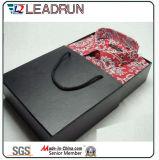Casella del pacchetto della borsa del raccoglitore del contenitore di maglietta del contenitore di rivestimento del contenitore di imballaggio del vestito di affari del legame di arco (Sy090)