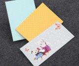 Kundenspezifischer Drucken-Umschlag für neues Jahr-Gruß-Karte