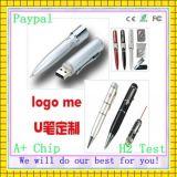 Movimentação do flash do USB da forma da pena da alta qualidade (GC-P017)