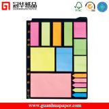 Multi auto-adhésif de couleur Sticky Note Bloc-notes