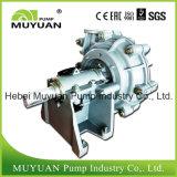 Pompe lourde de boue d'alimentation de filtre-presse de traitement minéral de haute performance