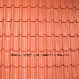 カスタマイズされる幅の熱い浸された電流を通された鋼鉄Roofing/Gi Roofing/PPGI屋根ふき