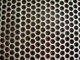 Maille métallique perforée en aluminium, perçage pour la décoration, la feuille perforée