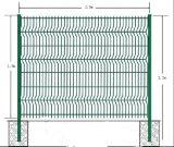 溶接されたワイヤーパネルの塀かNylofor 3Dの囲うこと