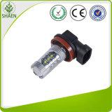 lampada dell'automobile dell'indicatore luminoso di nebbia di 80W 12V 9005