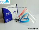 أسنانيّة مستهلكة جراحيّة غبار [فس مسك] واقية مع درع ([ق-108])