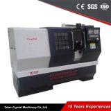 Автоматический токарный станок CNC Horizonal для большого вырезывания Ck6150t металла