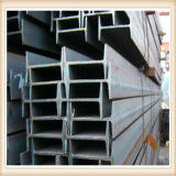 Viga del acero estructural H (A36, SS400, Q235B, Q345B, S235JR, S355)
