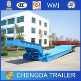 Sale를 위한 3 차축 60t Removable Gooseneck Lowbed Trailers