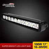 """17 """" 자동 작동 램프 질 Offroad LED 반점 표시등 막대"""