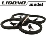 Parrot Ar. Drone 2.0 Quadrcopter for iPhone/iPad Air Vehicle Toy