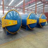 Grand autoclave en bois industriel de traitement pour la grande capacité