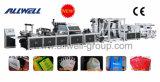 Saco de Não Tecidos totalmente automático a máquina com o manípulo on-line (AW-XA)
