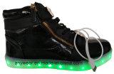 Zapatos Calzado Monopatín de luz LED para deportes atléticos (816-6979)