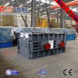 Máquina dobro concreta portátil do triturador de rolo com boa qualidade