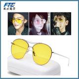 Солнечные очки конкурсного поставщика Китая солнечных очков новые приходя