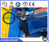 CNC hydraulisches Scheren, Stahlplatten-Ausschnitt-Maschine CNC-Hydraulc