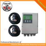 Misuratore automatico del livello dell'acqua a ultrasuoni senza contatto