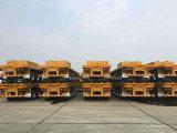 20-40FT Behälter-Flachbett-LKW-Sattelschlepper für Verkauf