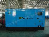 Ce/CIQ/Soncap/ISO 승인을%s 가진 Perkins 엔진 4006-23tag2a를 가진 725kVA 최고 침묵하는 디젤 엔진 발전기