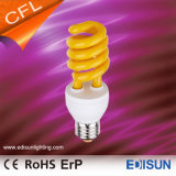 다채로운 CFL 램프 T3 절반 나선 20W 26W E27 에너지 절약 램프