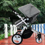 Boneca Bebê Lovaly multifuncional Kids Pram Boneca Deluxe 3 Dobra em 1 carrinho de bebé com Pt1888