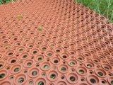 Используемые резиновый циновки двери/циновки дренажа резиновый/резиновый циновки