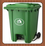 High Quality Exporter를 가진 중국 240L Outdoor Plastic Trash Bin