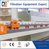 2017 Nuevo filtro de membrana de prensa para tratamiento de aguas residuales industriales o municipales