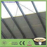 Couverture de laine de verre La laine de verre centrifuge appliquée au mur et de partitionnement