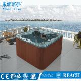 Mulinello combinato acrilico della vasca calda di massaggio di capienza della gente del Portable 4 (M-3308)