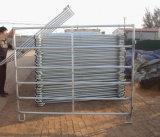 Сбывание фабрики! ! ! 5ftx10FT используемые панели Corral скотин
