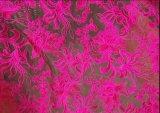Tissu de lacet de broderie de qualité de ventes en gros pour la robe de mariage