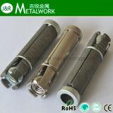 3PCS oder 4PCS galvanisierten Verlegenheits-Schraube