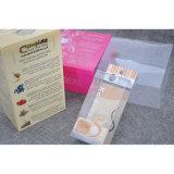 Fournisseur de Hangzhou transparent en PVC/PE Boîte en plastique pour l'emballage des jouets