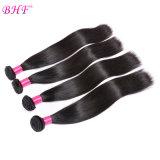 Pacotes de tecelagem de cabelo humano de cabelo virgem brasileiro