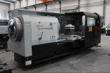 De horizontale machine van de Draaibank van de Draad van de Pijp van het Metaal QK1327 CNC