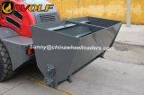 판매를 위한 Zl16 모래 스프레더 로더