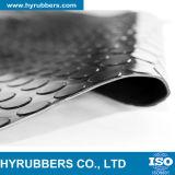 Antislip Rubber Sheet, Antislip Rubber Mat, Antislip en caoutchouc, Round Coin Rubber Floor, Round Coin Rubber Mat