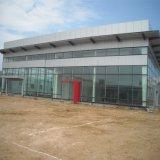 Modulare Metalzelle-Werkstatt für Auto-Reparaturwerkstatt